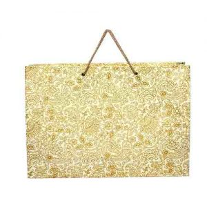 Eco-friendly Handmade Paper Bags Landscape orientation (Mix Colour)