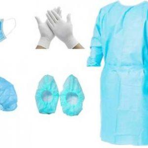 Mahek PPE KIT (For High Risk Users)