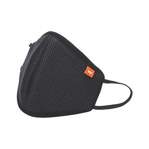 SUPERMASK W95 Reusable Outdoor Respirator – BLACK